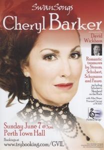 Cheryl Barker